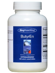 Allergy Research Group ButyrEn 100 tabs