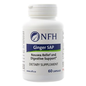Ginger SAP by Nutritional Fundamentals for Health 60 Capsules