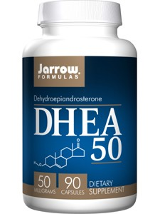 Jarrow Formulas DHEA 50 mg 90 caps