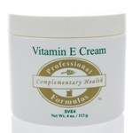 Vitamin E Cream 4oz (F)