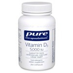 Pure Encapsulations  Vitamin D3 500 i.u. 250c