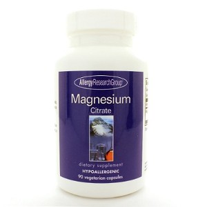 Allergy Research Group Magnesium Citrate 90c