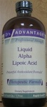 Life Solutions  Liquid Alpha Lipoic Acid 16oz