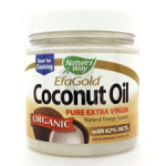 Nature's Way  EfaGold Coconut Oil 16oz