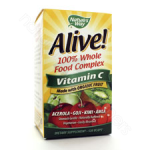 Nature's Way  Alive! Organic Vitamin C 120c
