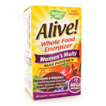 Nature's Way  Alive! Women's Multi Max Potency 90t
