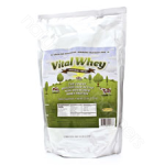 Well Wisdom Proteins Vital Whey Natural Cocoa 2.5lb bag