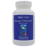 Allergy Research Group Glucose Tolerance II w/ Glucevia 120 Capsules