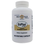 Bio-Tech Pharmacal D3 Plus 180 Capsules