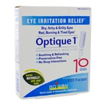 BOIRON USA  Optique 1 Eye Drops 10 doses