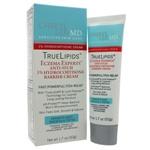 Cheryllee MD TrueLipids Eczema Anti-Itch 1% Hydrocortisone Barrier Cream 1.7 Ounces