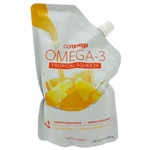 Coromega Omega-3 Big Squeeze Tropical + D 16 Ounces