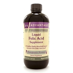Life Solutions  Liquid Folic Acid 8oz