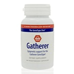 D'Adamo Personalized Nutrition Gatherer 60 Capsules