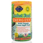 Garden of Life Perfect Food Raw-Energizer Raw Organic Green Super Food 285 Grams