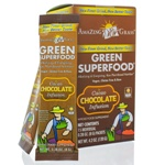 Amazing Grass Chocolate Green SuperFood 15 Packets