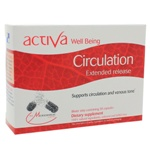 Laboratoires Activa Well-Being Circulation - microgranule 30 Capsules
