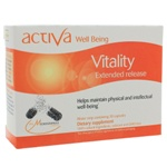 Laboratoires Activa Well-Being Vitality - microgranule 30 Capsules