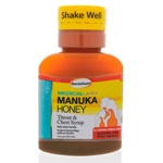 ManukaGuard Throat and Chest Syrup 3.4 Ounces