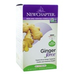 New ChapterNewMark Ginger Force 60 Capsules