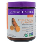 New ChapterNewMark Fermented Turmeric Powder Booster 63 Grams