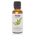 Eucalyptus Oil 100% Pure Liquid by NOW/Personal Care 1 Ounce