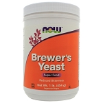 Brewers Yeast Debittered by NOW Foods 1 Pound