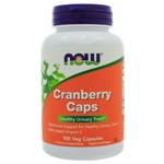 NOW Foods Cranberry Caps 100 Capsules