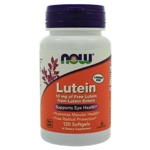 NOW Foods Lutein 10mg 120 Softgels
