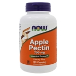 Apple Pectin 700mg by NOW Foods 120 Capsules