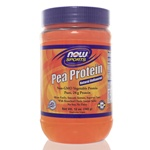NOW Sports Pea Protein 12 Ounces