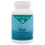 Pacific Biologic Body Specific: Hair 90 Capsules