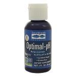 Optimal-pH by Trace Minerals Research 1 Ounce