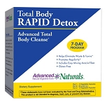 Total Body Rapid Detox Kit by Advanced Naturals Kit
