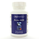 Allergy Research Group Biotin 500  60c