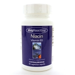 Allergy Research Group Niacin (Vit B3) 90c
