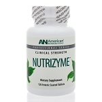 American NutriceuticalsNutrizyme 120c