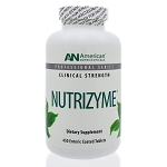 American NutriceuticalsNutrizyme 450c