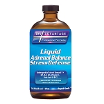 Life Solutions  Liquid Adrenal Balanceand Stress Defense 16oz