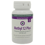 D'Adamo Personalized Nutrition  Methyl-12 Plus  60c