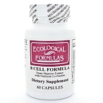 Ecological Formulas/Cardio Research B Cell Formula  60c