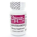 Ecological Formulas/Cardio Research Lipothiamine 60t