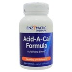 Enzymatic Therapy Inc. Acid A-Cal 100c