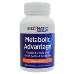 Enzymatic Therapy Inc. Metabolic Advantage/Thyroid Formula 100c