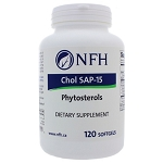 Chol SAP-15 by Nutritional Fundamentals for Health 120 Softgels