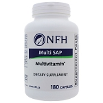 Multi SAP by Nutritional Fundamentals for Health 180 Capsules