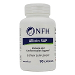 Allicin SAP by Nutritional Fundamentals for Health 90 Capsules