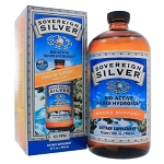 Bio-Active Silver Hydrosol Immune Dropper by Sovereign Silver 4 Ounces