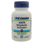 AMPK Metabolic Activator by Life Extension 30 Tablets