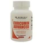 Curcumin by Dr. Mercola Premium Products 30 Capsules